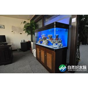 办公室做鱼缸-办公室鱼缸摆放位置
