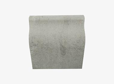混凝土异形路侧石50X50X20cm