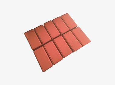 环保砖鲜红230X115X60