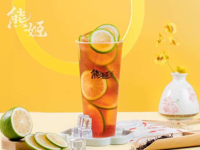 招牌柠檬茶