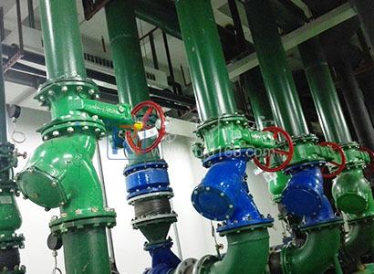 惠州三棟某基站空調制冷機房改造工程