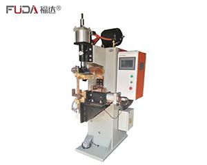 立式横推T型中频交流对焊机 DTN-100QTZ