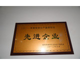"Won the title of ""Advanced Enterprise"" in 2011 by Huizhou Safety Supervision Bureau"
