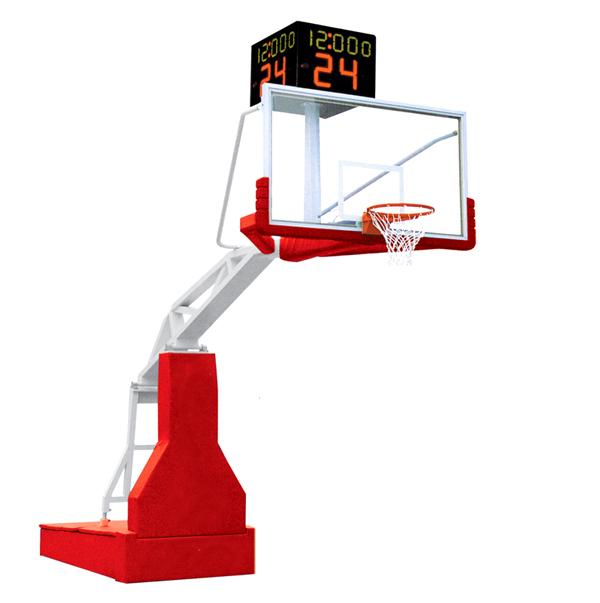 遙控電動液壓籃架球