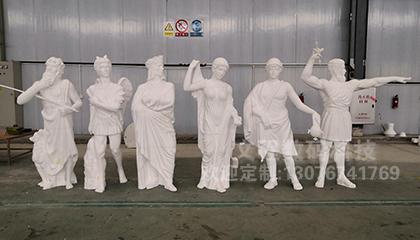 维纳斯罗马神话人物泡沫雕塑