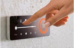 电子触摸屏控制面板浴