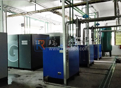 惠州大亞灣某廠空壓機系統