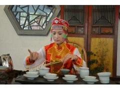 艾香茗茶书院应邀参加2015草原文化节