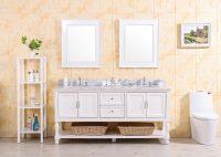 现代浴室柜厂家直销-中特美家具来图定制,交货快
