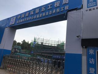 柳州萬象城通風設備工程