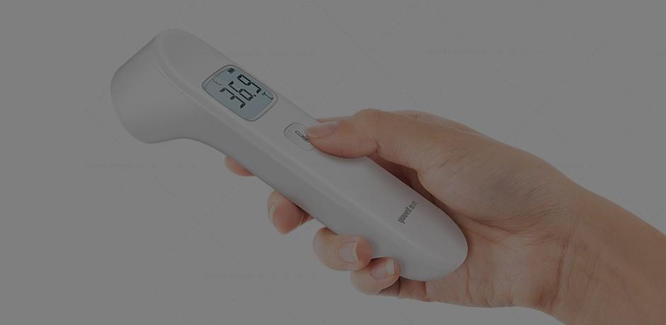 红外线测温仪应用方案