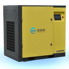 全球风Q30PMA永磁变频空压机
