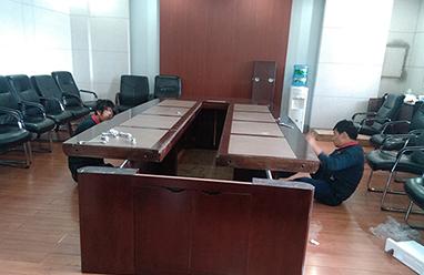 为五华区某公司拆装会议桌