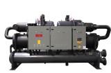 厂家对模块式水kok机组部件描述