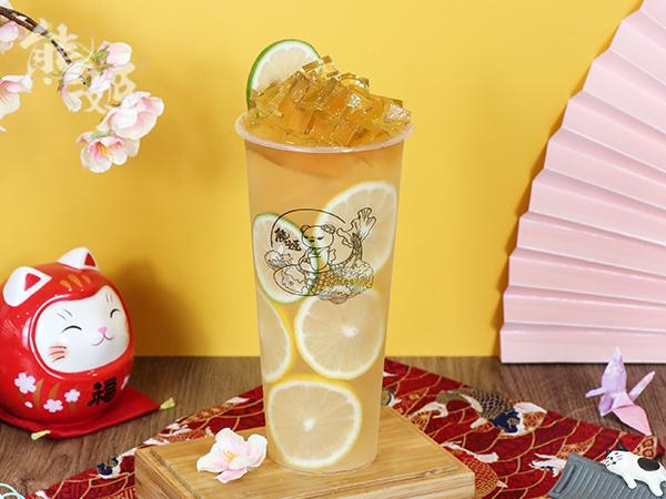 十三番柠檬茶