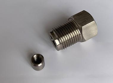 高压管门螺和螺套