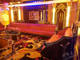 新中式KTV沙发