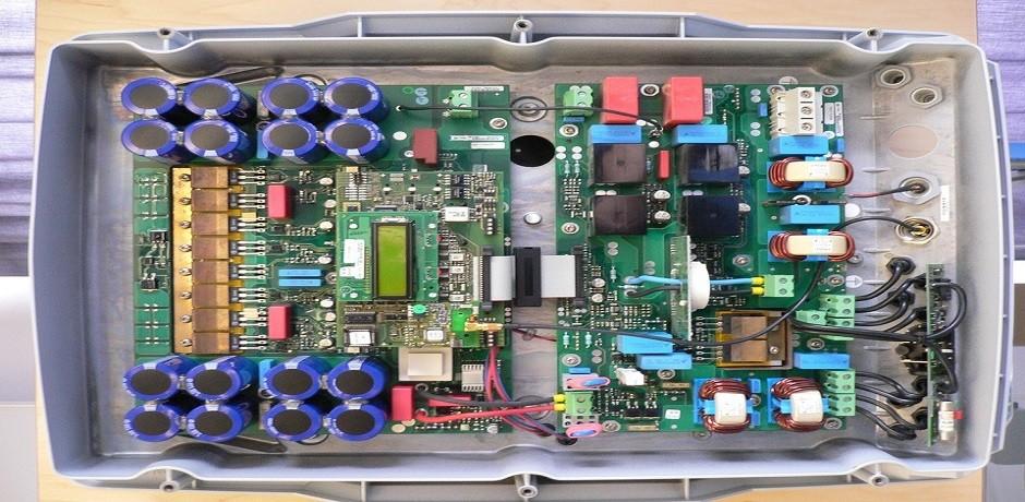 变频器解决方案