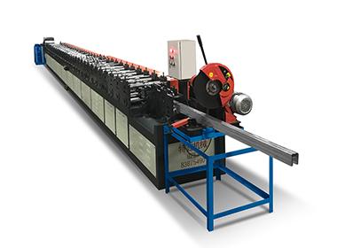 复合导槽机械