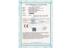 Eurovision building advertising machine CE EMC certificate