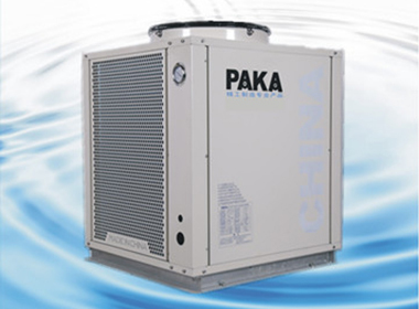 PAKA-25度低温型空气能热泵热水机组A/d系列